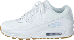 check out 0774a 754f4 Nike - Wmns Air Max 90 White-gum Light Brown