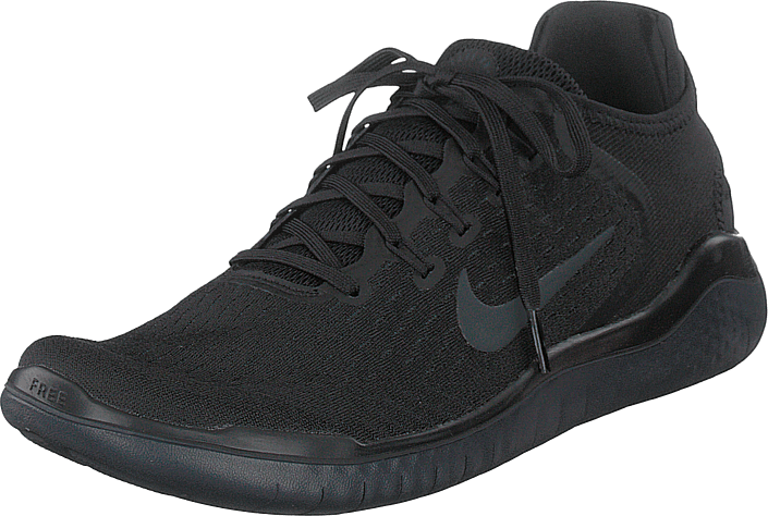 Nike - Free Rn 2018 Black/anthracite