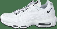 quality design eea03 cfdf8 Nike - Air Max 95 White-black