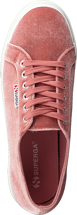 916c8b23c9b Buy Superga 2730 Velvet Chenille W Pink Dusty Rose Xba pink Shoes ...