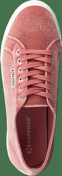 b200bd3d Kjøp Superga 2730 Velvet Chenille W Pink Dusty Rose Xba rosa Sko ...