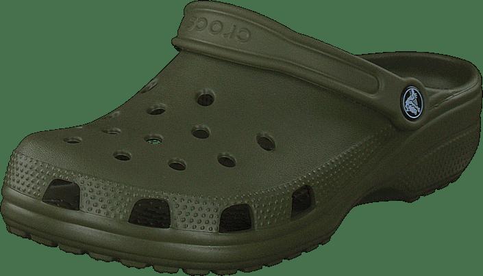 Crocs - Classic Army Green