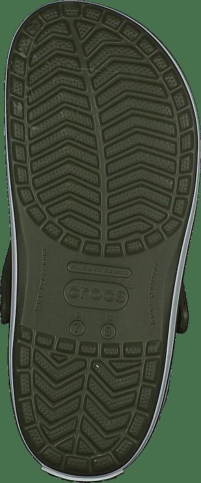 Crocs Crocband Army Green/white 99213478