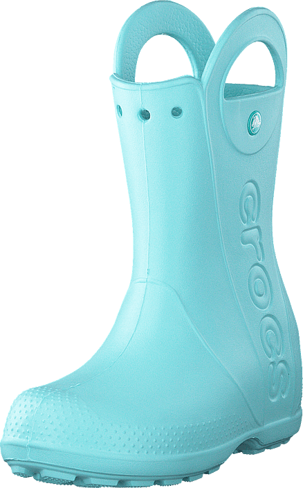 Handle It Rain Boot Kids Ice Blue