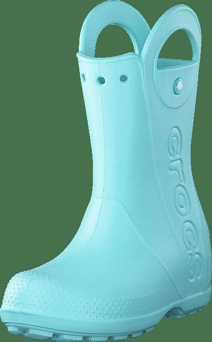 Crocs - Handle It Rain Boot Kids Ice Blue