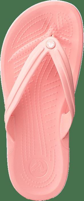 Crocband Flip Melon/white