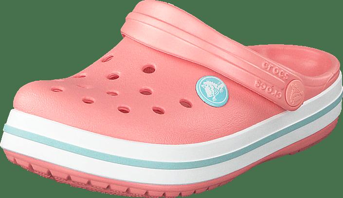 Crocs - Crocband Clog K Melon/ice Blue