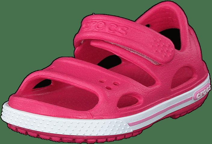 Crocs - Crocband Ii Sandal Ps Paradise Pink/carnation