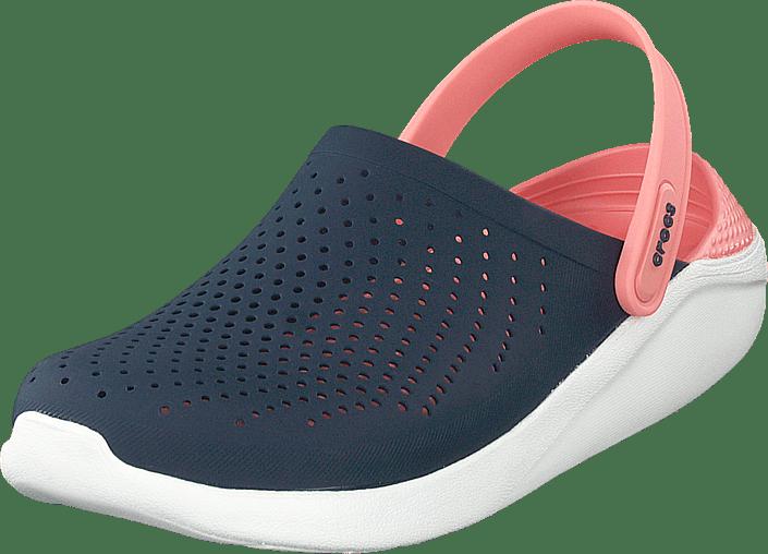 Crocs - Literide Clog Navy/melon