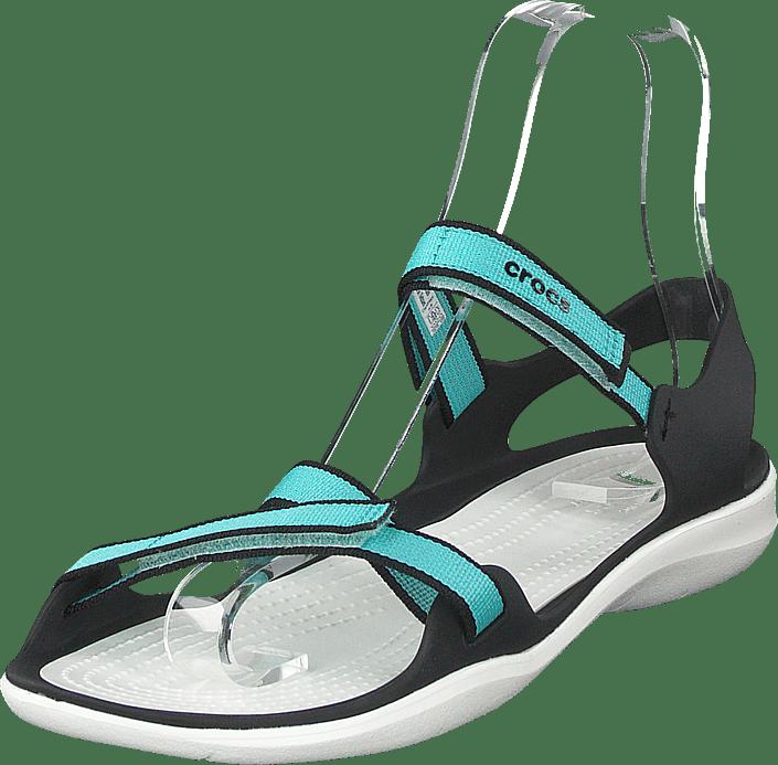 Swiftwater Webbing Sandal W Pool/white