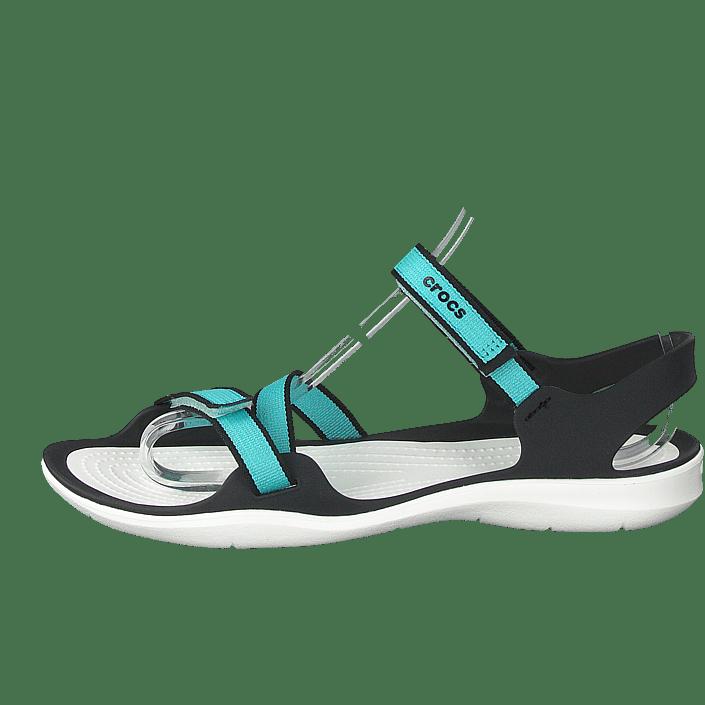 Og W Webbing Swiftwater 60121 Sandal white Pool Turkise Online Tøfler Sko Crocs Sandaler Køb 04 SPxIAqwP