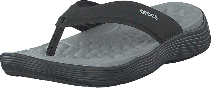 Crocs - Reviva Flip W Black/black