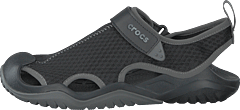 Swiftwater Mesh Deck Sandal M Black