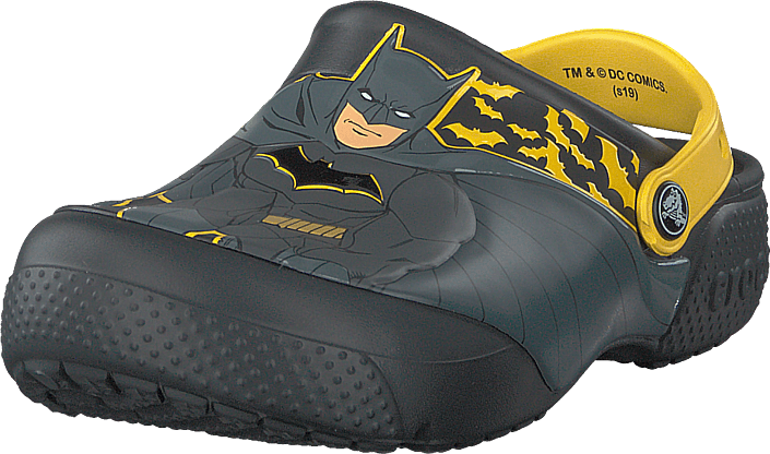 Crocs - Crocsfl Iconic Batman Clog K Black