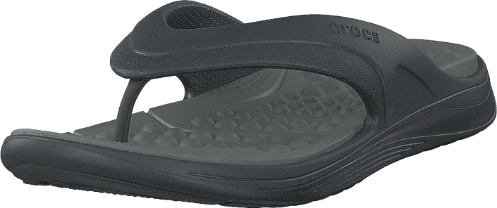 Crocs - Reviva Flip Black/slate Grey