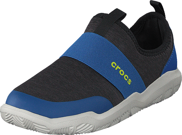 Crocs - Swiftwater Easyon Hthr Shoe K Black
