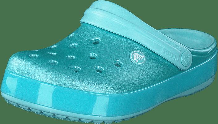 Crocband Ice Pop Clog K Ice Blue