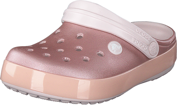 Crocs - Crocband Ice Pop Clog K Barely Pink