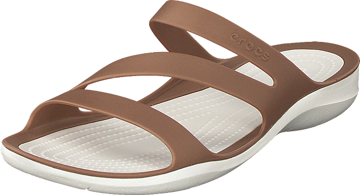 Crocs - Swiftwater Sandal W Bronze/oyster
