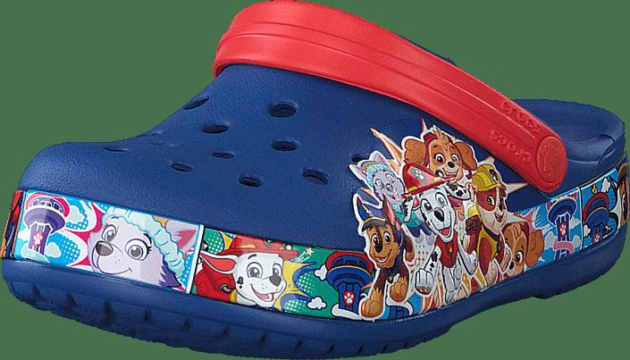 Crocs - Crocsfl Paw Patrol Band Clg K Blue Jean