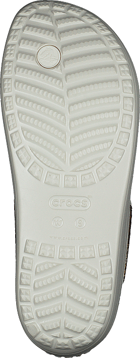 Crocs Sloane Metaltxt Flip W Bronze/oyster