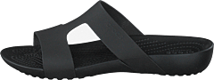 Crocs Serena Slide W Black/black