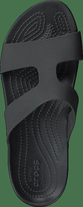 Kjøp Crocs Serena Slide W Black/black Sko Online