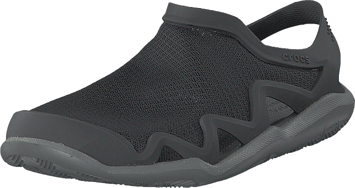 Crocs - Swiftwater Mesh Wave M Black/slate Grey