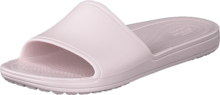 Crocs - Crocs Sloane Slide W Barely Pink