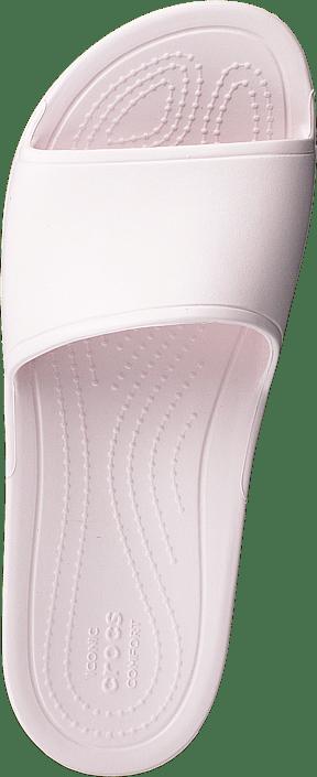 Crocs Sloane Slide W Barely Pink