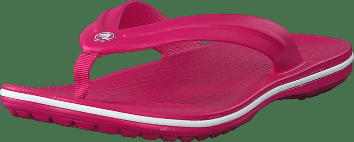 Crocs Crocband Flip Gs Candy rosa rosa Skor Online