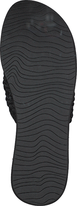 Reef Cushion Threads Black
