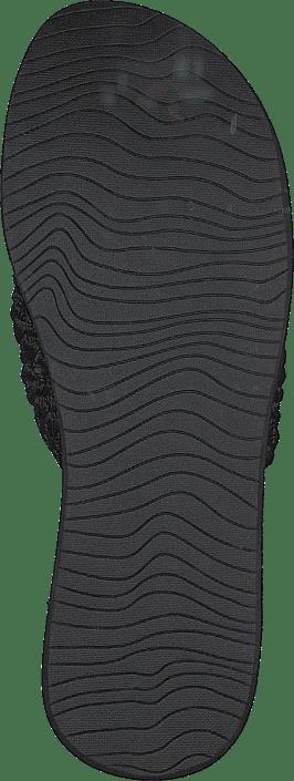 Kup Reef Reef Cushion Threads Black Buty Online