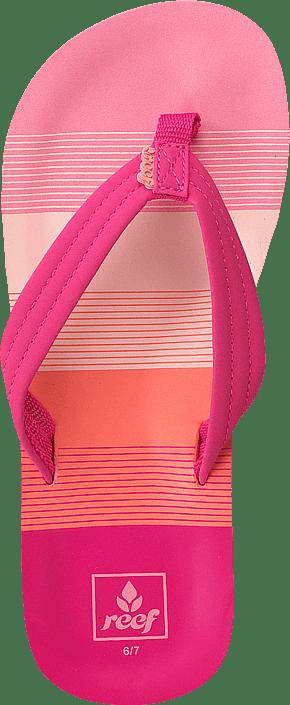 Kids Ahi Pink/stripes