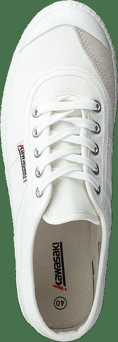Kjøp Kawasaki Original White Sko Online