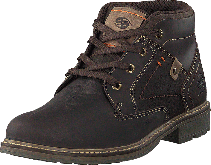 Dockers by Gerli 122375 Dark brun bruna Skor Online