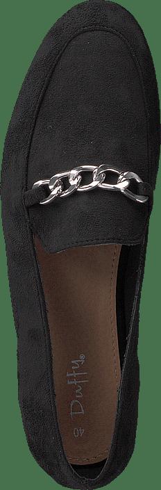 Kjøp Duffy 97-19081 Black Sko Online