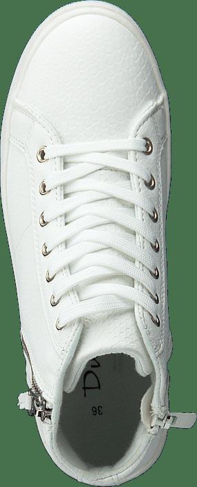 Kjøp Duffy 73-52228 White Sko Online
