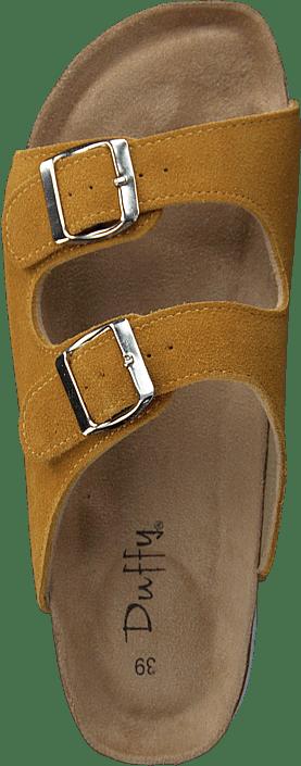 Kjøp Duffy 86-19336 Yellow Sko Online