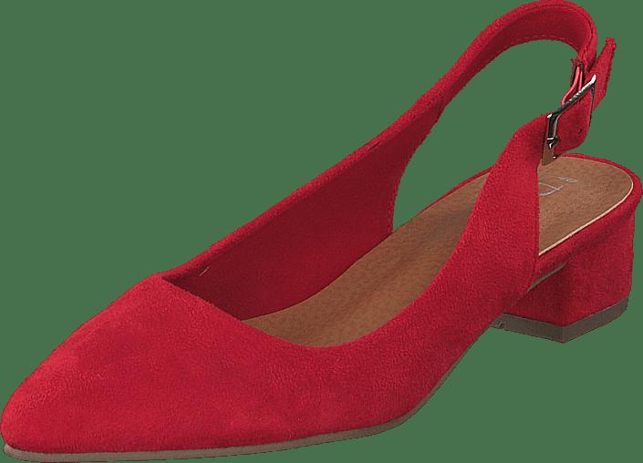 Duffy 97 00700 röd röda Skor Online