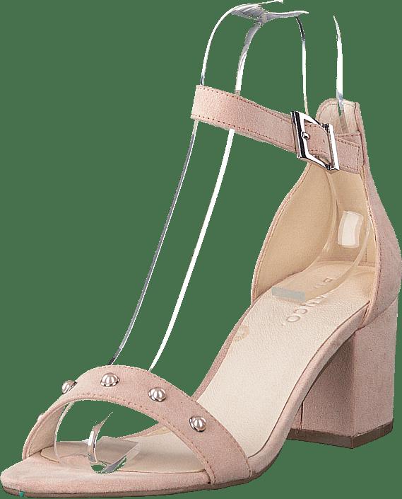 Bianco - Belle Pearl Sandal 491 - Powder 1