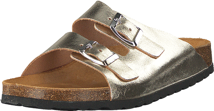Bianco - Betricia Buckle Sandal 930 - Gold