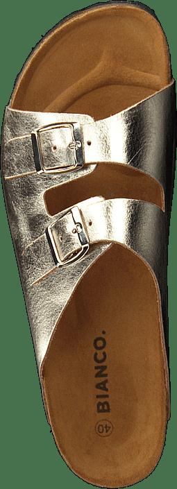 Betricia Buckle Sandal 930 - Gold