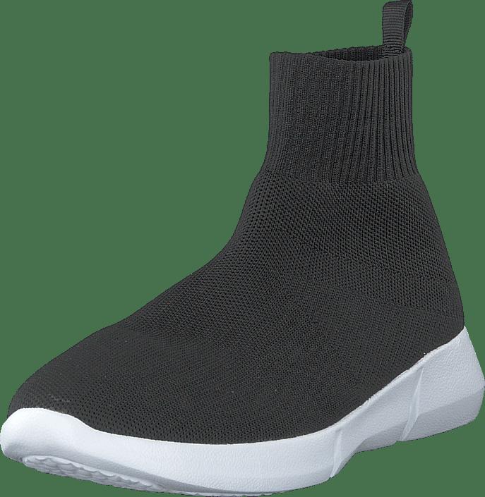 Knit Hightop Exp18 104 Black 4