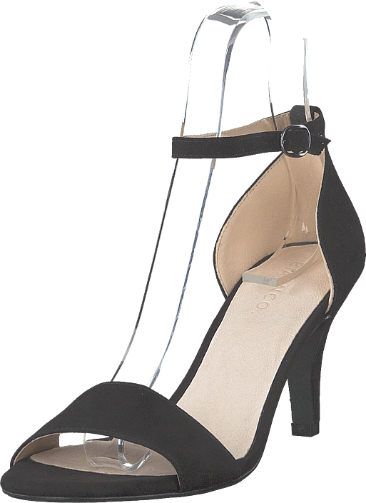 Bianco - Adore Basic Sandal 101 - Black 1