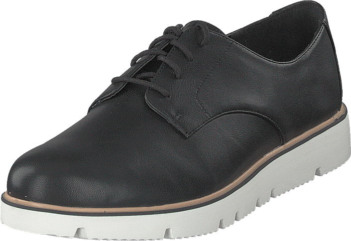 Bianco - Bita Derby Laced Up Shoe 100 - Black