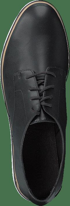 Flats Laced Shoe Black Up Bianco Sorte 100 Bita Online Sko Kjøp Derby qXwSP4wt