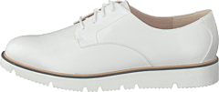 Bita Derby Laced Up Shoe 800 - White