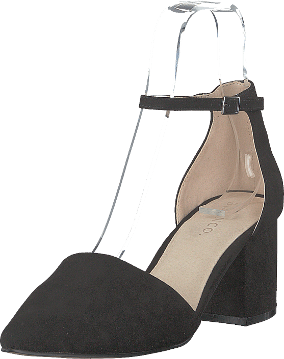 Divided D'orsay Pump 101 Black 1