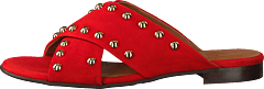Sandals Summer Red/silver